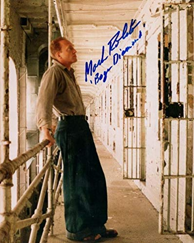 Mark Rolston Shawshank Redemption Autographed Signed Memorabilia 8x10 Photo - Certified Authentic