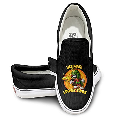 [OOONG Marvin The Martian Casual Slip On Casual Shoes 36] (Tim Drake Costume)
