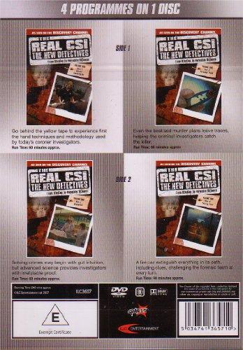 Real CSI - New Detectives: Coroner Investigator, Forsaken Trust, Undaunted, Trial By Fire: Amazon.co.uk: DVD & Blu-ray