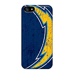 Pretty LNY6418mBJn Iphone 5/5s Case Cover/ San Diego Chargers Series High Quality Case