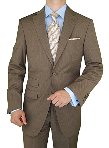 Taupe Suit Jacket - 7