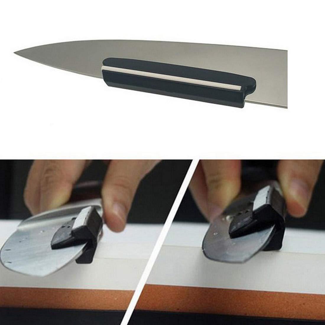 VHLL Sharpener Fixed Angle Grinding Clamp for Whetstone Sharpening Guide Tool Knife Sharpener Sharpening Stone