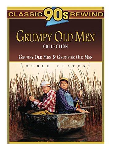DVD : Grumpy Old Men / Grumpier Old Men (Full Frame, Eco Amaray Case)