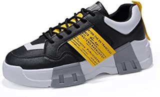 Baskets_Tendance Mode Hommes Chaussures Chaussures Simples Chaussures À Semelles Épaisses Sportswear