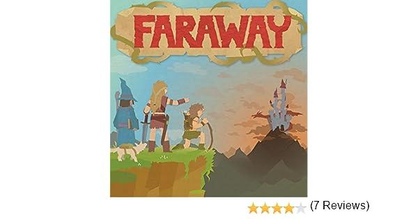 Abba games 599386031 - Juego Faraway: el Juego narrativo: Amazon.es: Juguetes y juegos