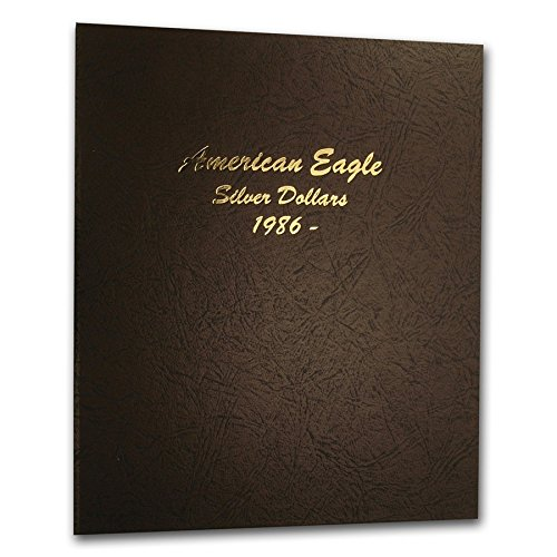 1986 - 1986-2015 American Silver Eagle Set in Dansco Album 30 Coin Set Uncirculated