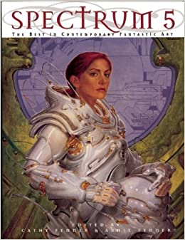 Book Spectrum 5 by Arnie Fenner (2009-11-12)