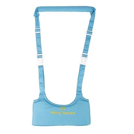 Arnés de Seguridad de Bebé de Aprendizaje Andar de Color Azul ...