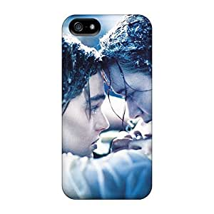 For Iphone 5/5s- Titanic The Final Moment PC cell phone pattern covers yueya's case
