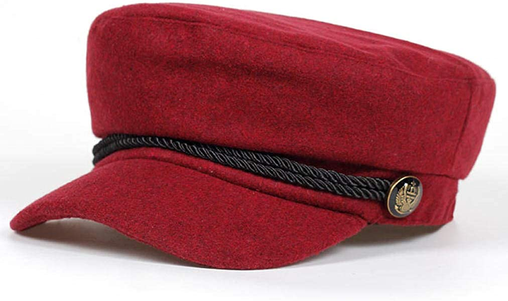 Blank Newsboy Caps Autumn...