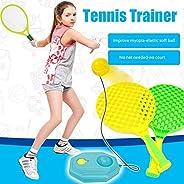 Tennis Practice Device Single Tennis Training Device Home Elastic Elastic Rope Children Adult Outdoor Leisure