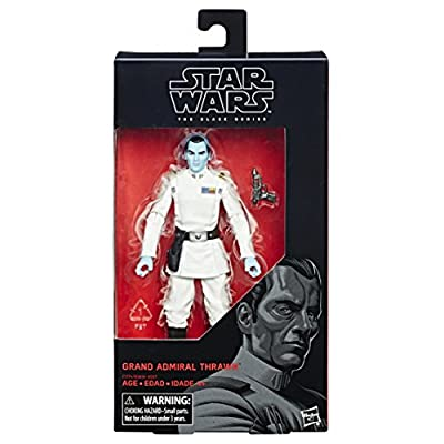 Star Wars The Black Series Grand Admiral Thrawn by Hasbro