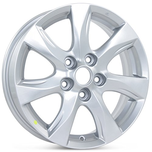 Mazda 3 Alloy Wheel - 2