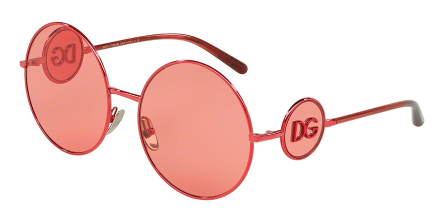 789fc11e6f1 Amazon.com  Sunglasses Dolce   Gabbana DG 2205 131984 BORDEAUX  Clothing