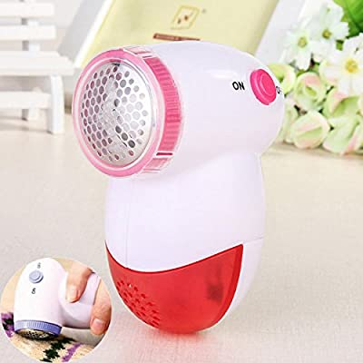 Bazaar Portable Mini Hair Bulb Trimmer Remover Sweater Wool Implement