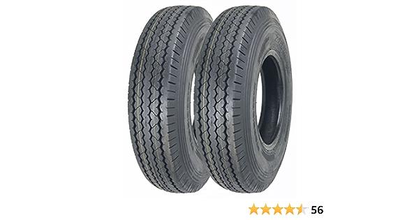 4 New Zeemax Heavy Duty Trailer Tire ST205//90D15 7.00-15 Bias 8 PR 11066