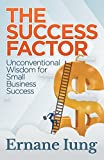 img - for The Success Factor: Unconventional Wisdom for Small Business Success book / textbook / text book