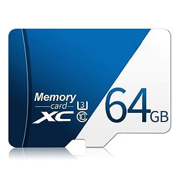 Micro SD Card, Tarjeta Micro SD Clase 10 De Alta Velocidad ...
