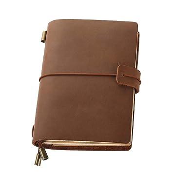 ab294f6e55c3 Carnet de notes, Carnet de voyage cuir pour homme et femme, L écriture