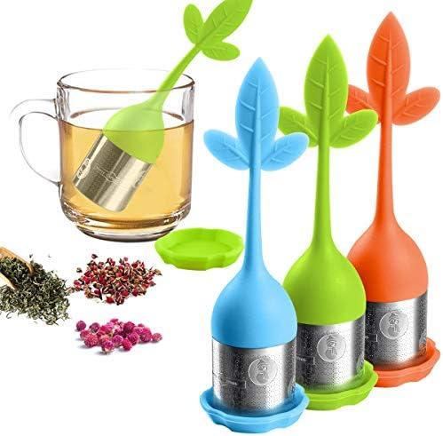 Loose Leaf Tea Infuser Strainer product image