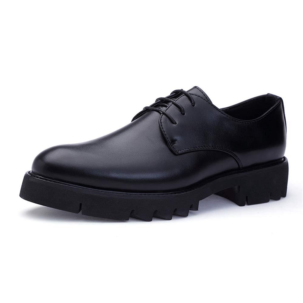 Gentiluomo Signora SRY-scarpe, Scarpe Stringate Uomo Nero vantaggioso Materiale superiore Prezzo al dettaglio | Colore Brillantezza  | Uomo/Donne Scarpa