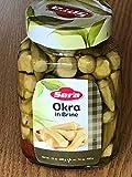 Sera Okra in Brine 23 oz, 600g / Dr Wt: 14 oz, 400g