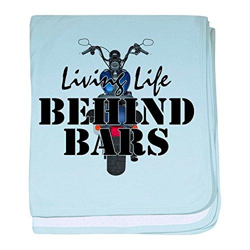 CafePress - Living Life Behind Bars - Baby Blanket, Super Soft Newborn Swaddle