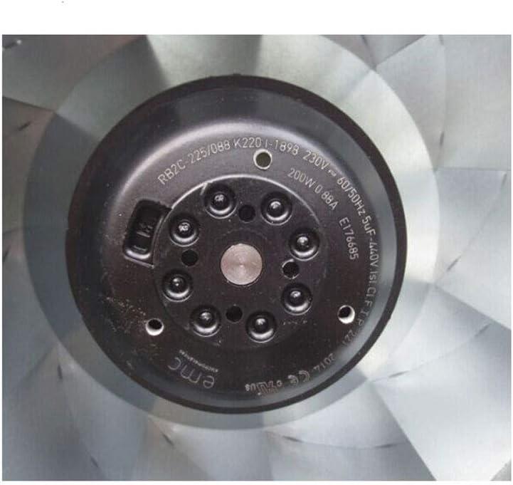 RB2C-225//088 K220 I-1989 Imported ABB R7 Dedicated Inverter Fan 225mm 230V 135W Axial Fan