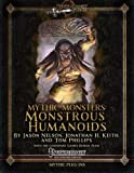 img - for Mythic Monsters: Monstrous Humanoids (Volume 16) book / textbook / text book