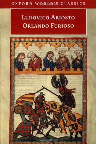 Orlando Furioso (Oxford World's Classics)