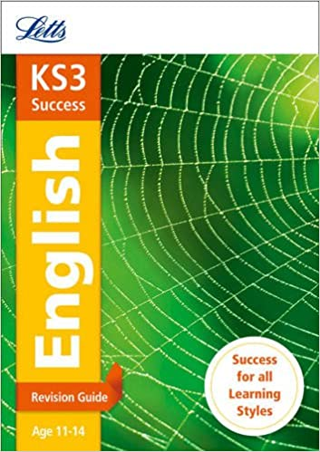 Book Letts Key Stage 3 Revision — English: Revision Guide