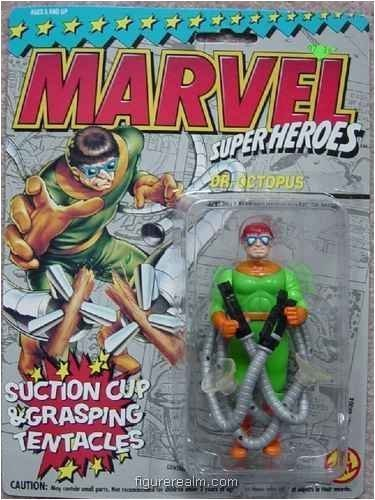 Doctor Octopus Toys - Toy Biz Marvel Super Heroes Dr. Octopus Action Figure 4.25 Inches