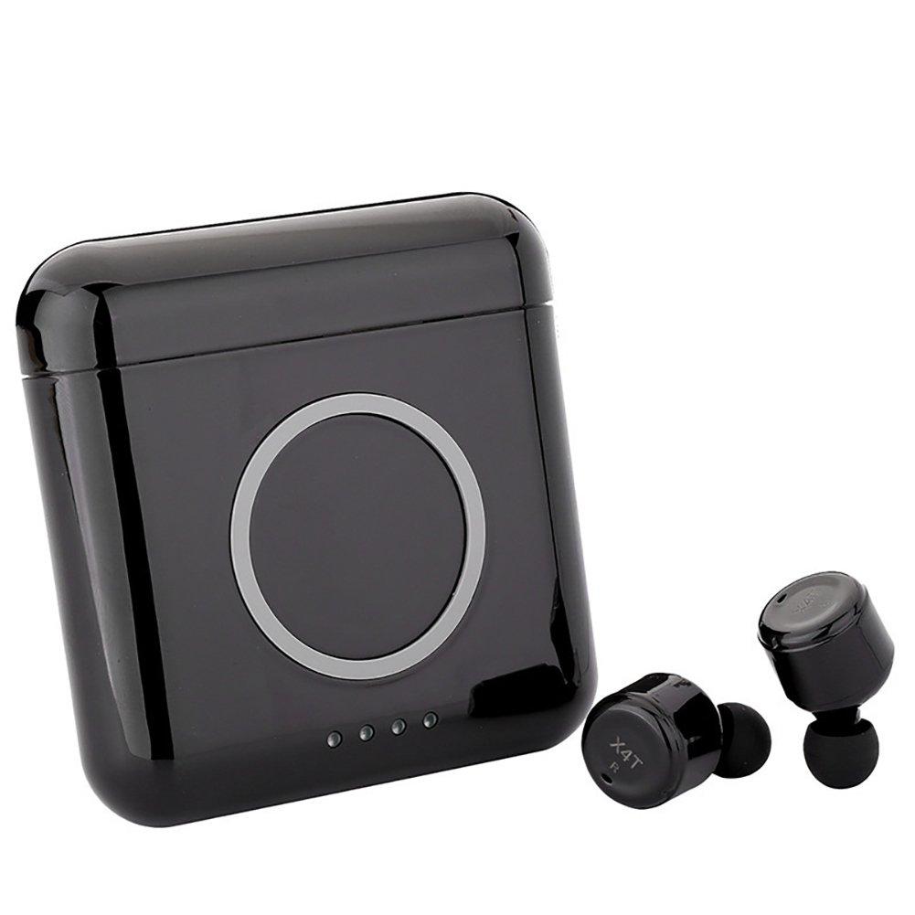 Amazon.com: x4t inalámbricos TWS cena Mini con 5200 mAh ...