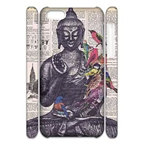 Buddha 3D Cell Phone Case for Iphone 6 4.7'',diy Buddha 3d cell phone case series 4