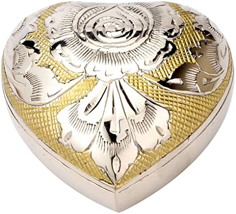 UU400022A Devon Gold Keepsake Cremation Ashes Urn