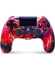 Controller voor PS4-controller, draadloos Playstation Dual Shock 4 Pro Bluetooth Gaming Gamepads, Joysticks Controller voor Playstation 4 Pro / Slim met zeer nauwkeurige touchpad (universum)