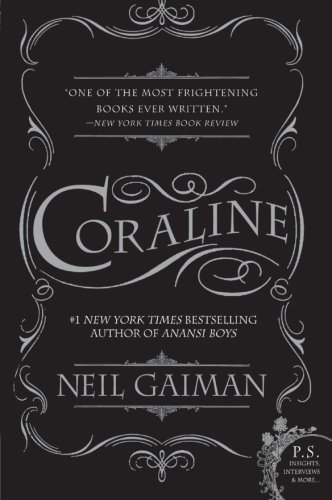 Coraline by Gaiman, Neil. (William Morrow Paperbacks,2006) [Paperback]
