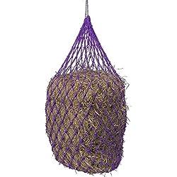 Tough 1 Slow Feed Hay Bag, Purple