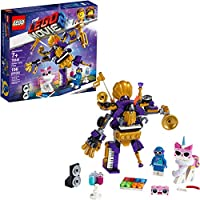 Lego 196-Pieces Movie 2 Systar Party Crew Building Kit (70848)