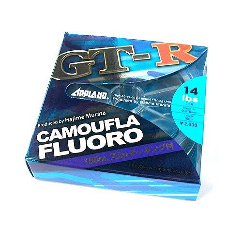 サンヨーナイロン ライン APPLOUD GT-R カモフラ フロロ 150m 4lbの商品画像