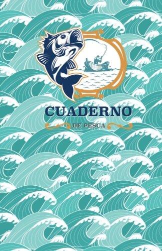Cuaderno de pesca: Olas (1) (Spanish - Boulevard Los Olas