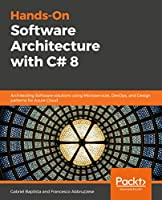 Hands-On Software Architecture with C# 8 Front Cover