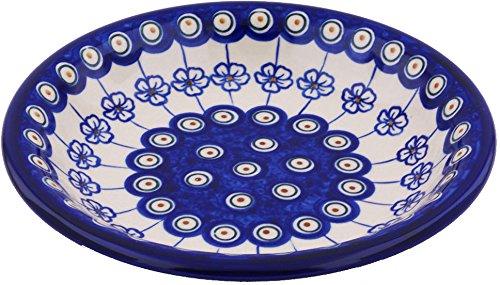 Polish Pottery Pasta Bowl - 4