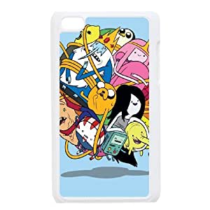 adventure time For Ipod Touch 4th Csae protection phone Case ER9007753