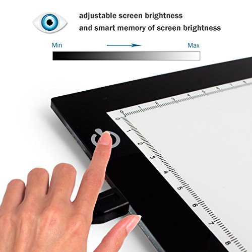 Well Wreapped Vivinature Artcraft Tracing Led Light Pad Ultra Thin