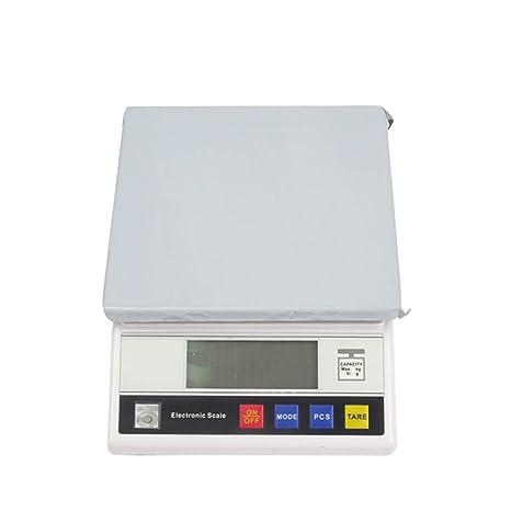 CGOLDENWALL APT - Báscula electrónica de precisión para laboratorio, balanza de cocina digital, 600
