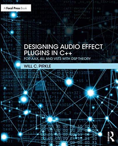 Designing Audio Effect Plugins in C++
