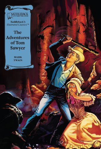 The Adventures of Tom Sawyer Graphic Novel (Illustrated Classics)