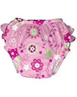 i Play Baby Girls' Ultimate Swim Diaper