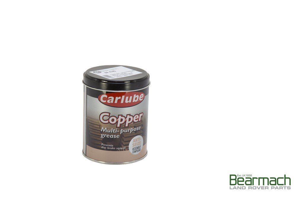 Carlube Copper Grease 500g Part# BA4745 by Carlube